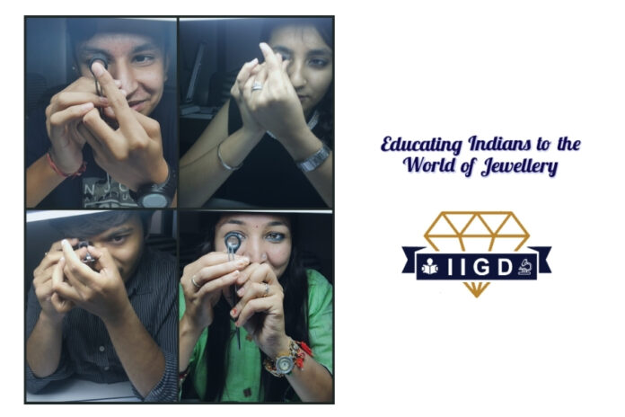 IIGD offers tailor-made courses for budding entrepreneurs in the Jewellery Industry