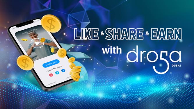 Droga5 Dubai launches an advertisement model to incentivize user participation