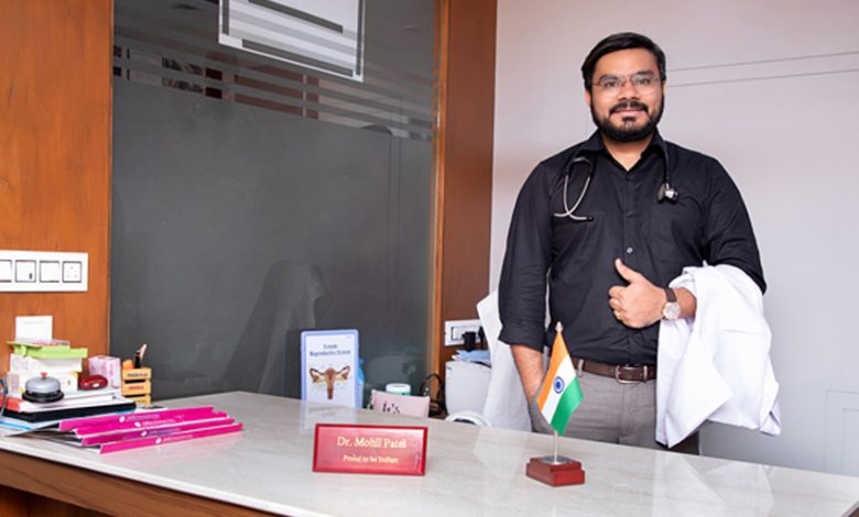 Ankur Maternity Home & Clinic - Engraving a Niche in Women Healthcare: Dr. Mohil Patel